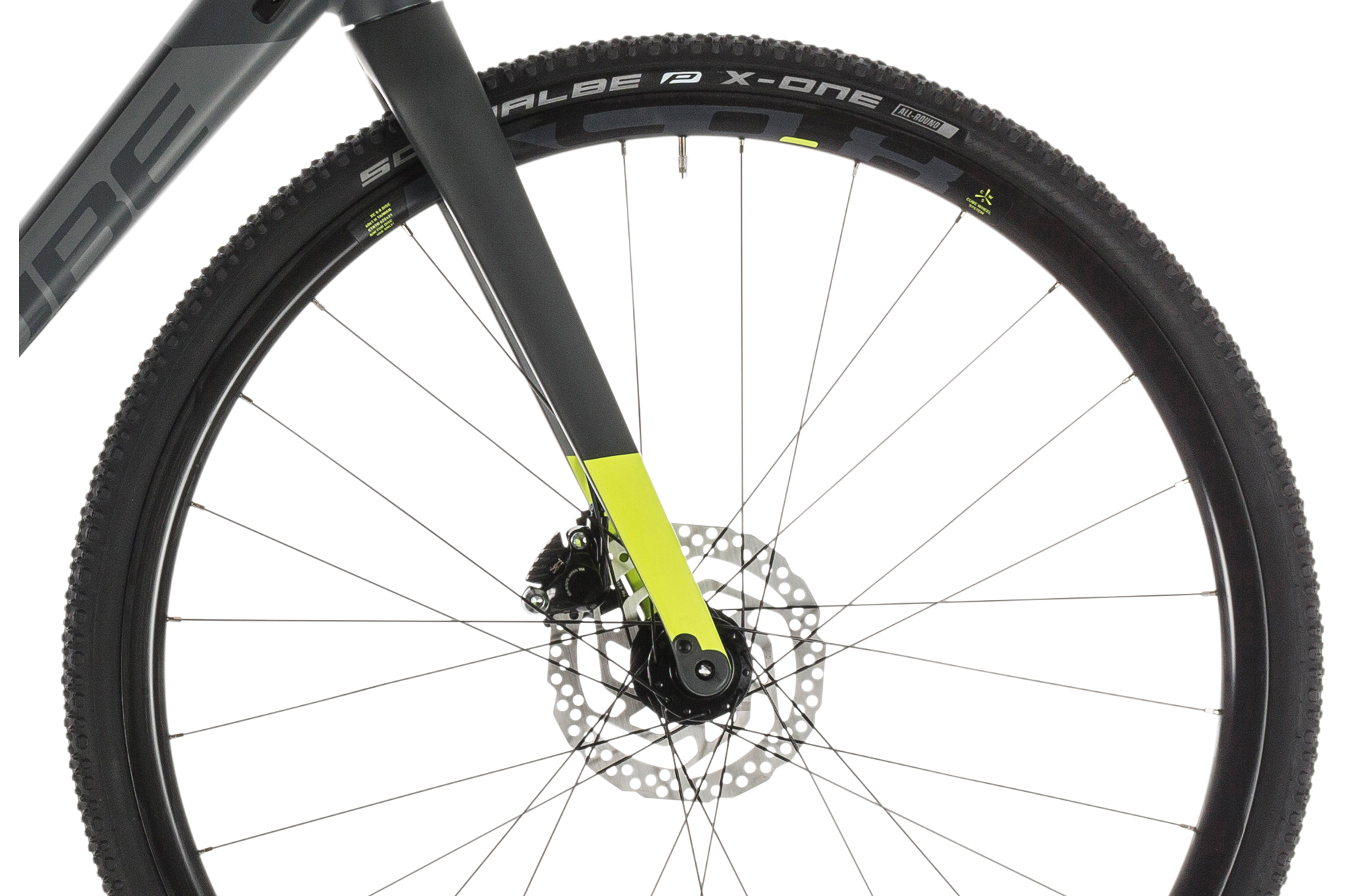 Cube Cross Race Pro Grey N Flashyellow Online Bei Bikester At